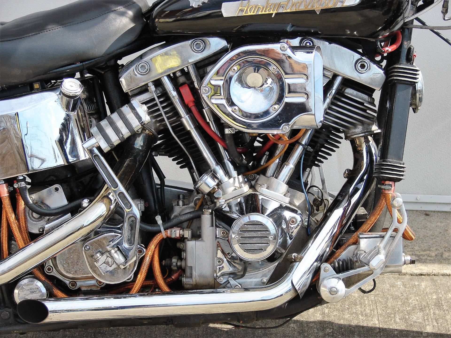 1977 Harley-Davidson Shovel Head  FXS-1200 in Williamstown, New Jersey - Photo 3