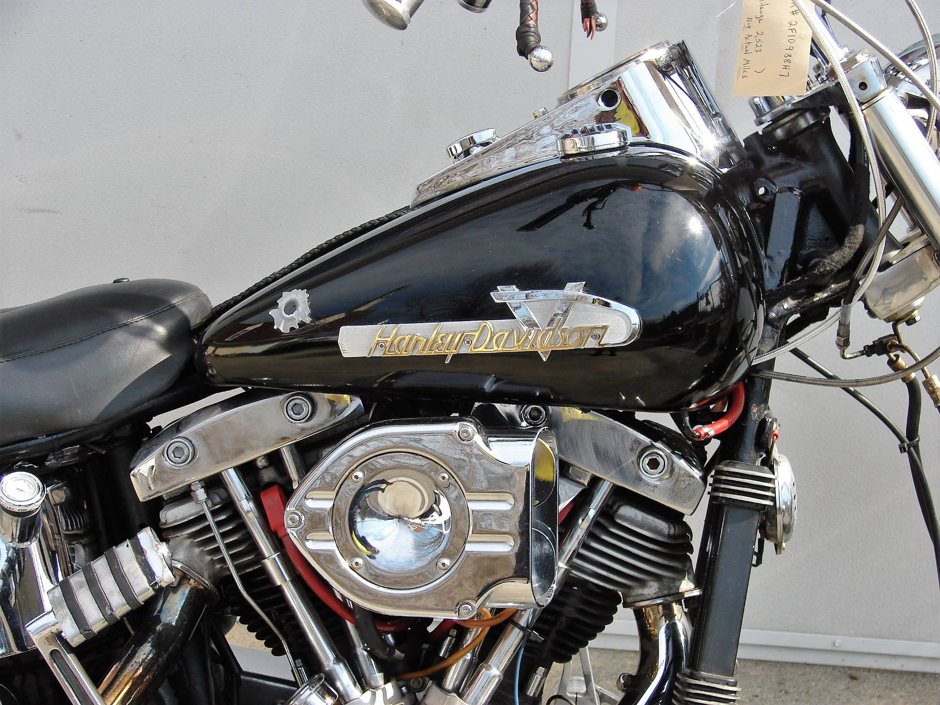 1977 Harley-Davidson Shovel Head  FXS-1200 in Williamstown, New Jersey - Photo 4