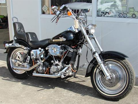 1977 Harley-Davidson Shovel Head  FXS-1200 in Williamstown, New Jersey - Photo 5