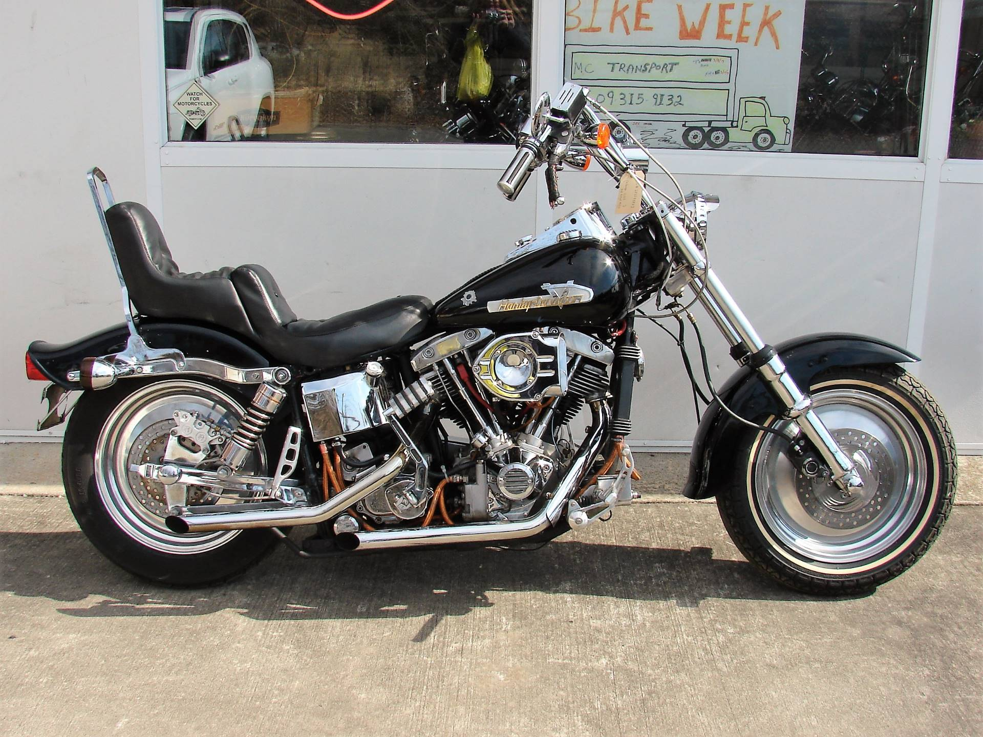 1977 Harley-Davidson Shovel Head  FXS-1200 in Williamstown, New Jersey - Photo 6