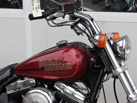 1987 Harley-Davidson FXR Custom (with 1340cc Motor) in Williamstown, New Jersey - Photo 11