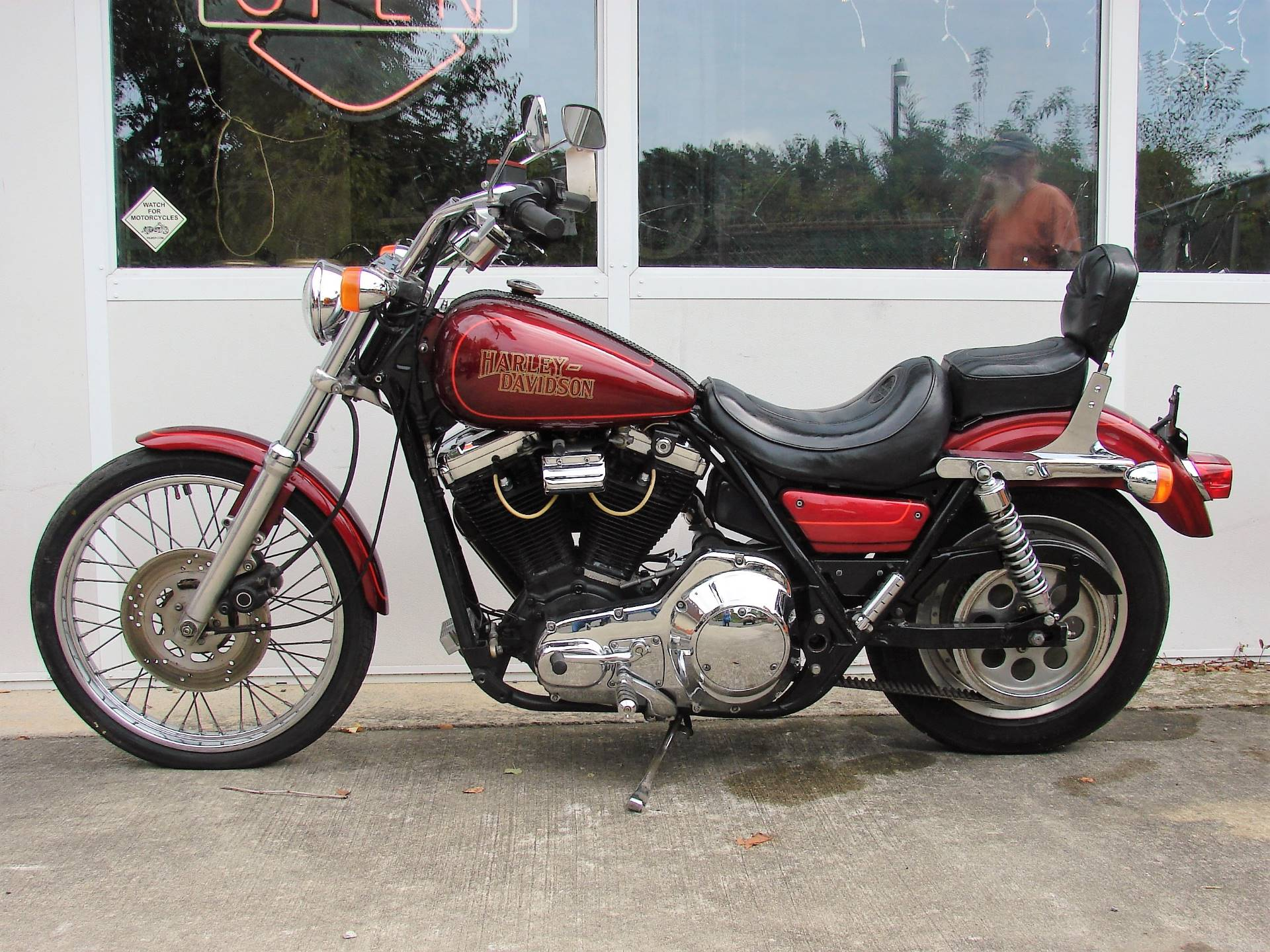 1987 Harley-Davidson FXR Custom (with 1340cc Motor) in Williamstown, New Jersey - Photo 13