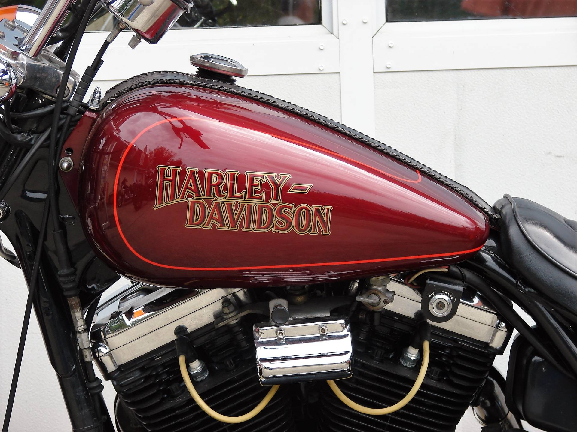 1987 Harley-Davidson FXR Custom (with 1340cc Motor) in Williamstown, New Jersey - Photo 15