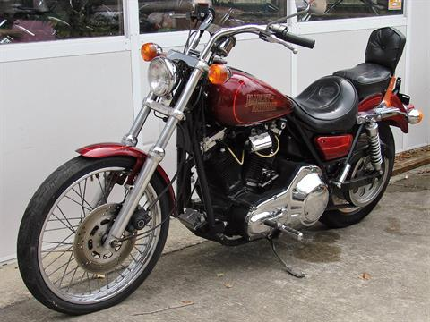 1987 Harley-Davidson FXR Custom (with 1340cc Motor) in Williamstown, New Jersey - Photo 16