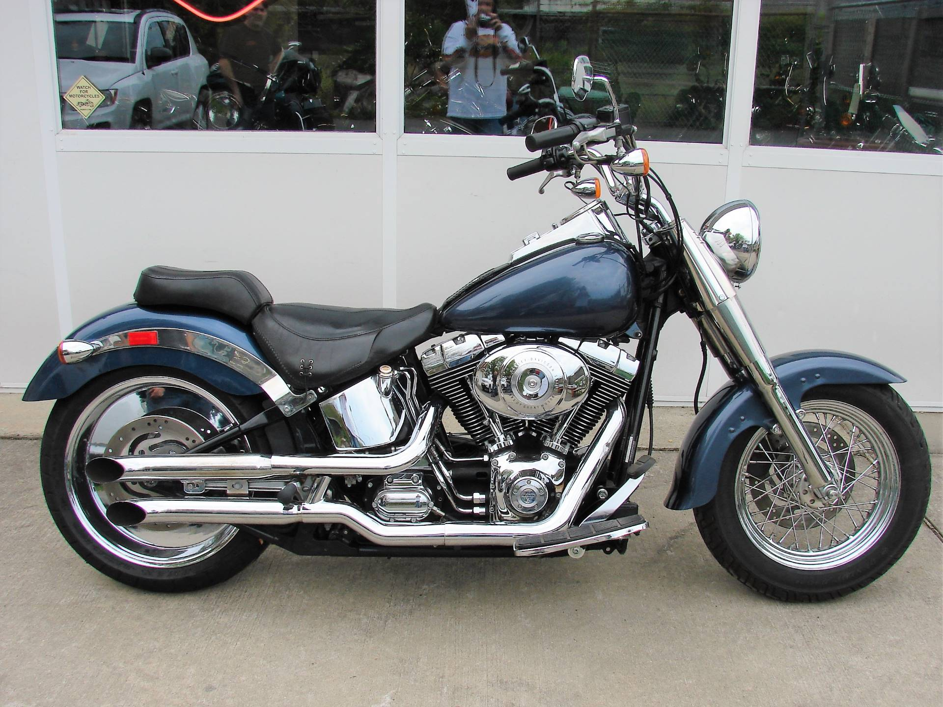 2003 Harley-Davidson Heritage Softail / Fatboy in Williamstown, New Jersey - Photo 1