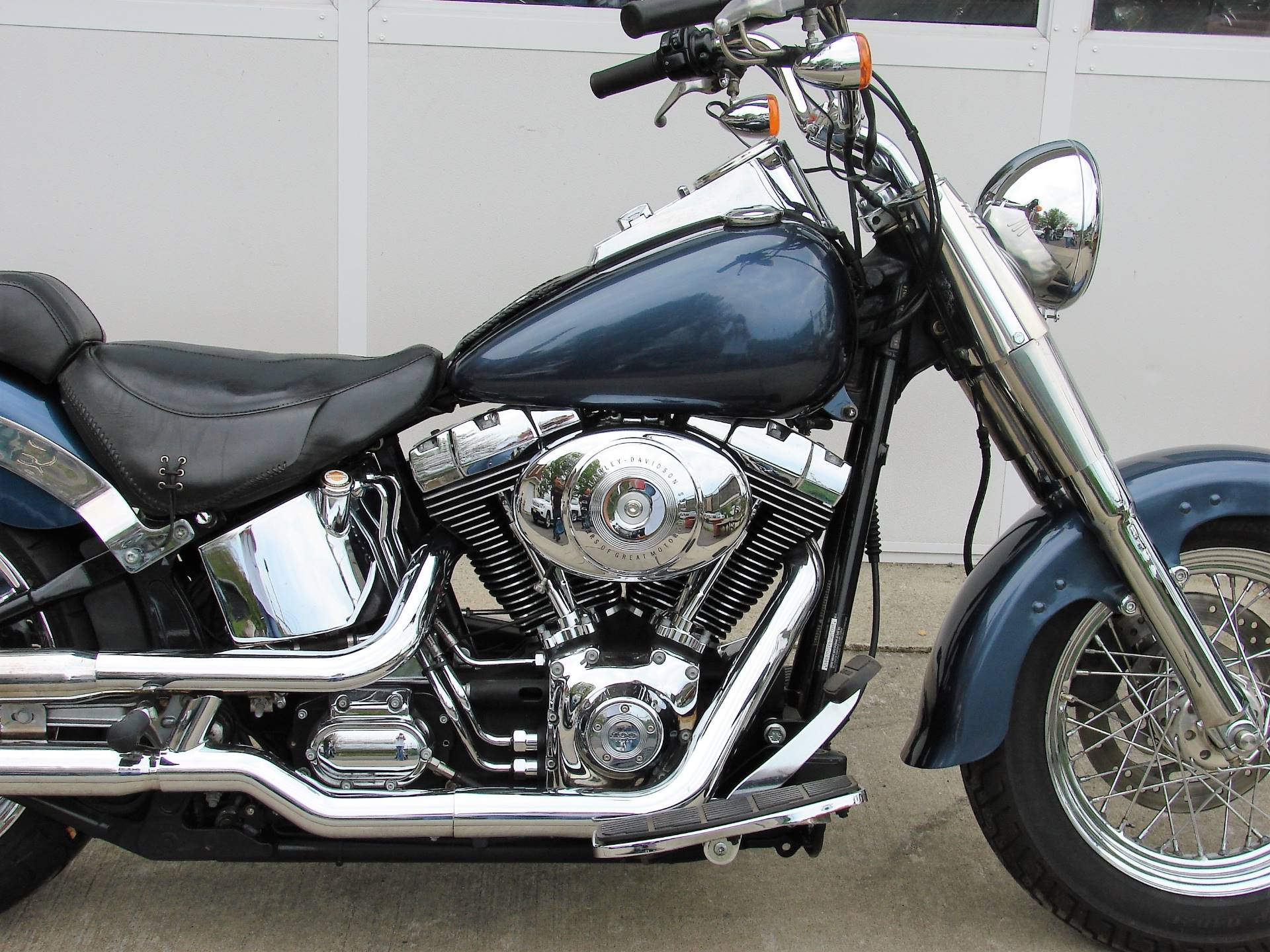 2003 Harley-Davidson Heritage Softail / Fatboy in Williamstown, New Jersey - Photo 2