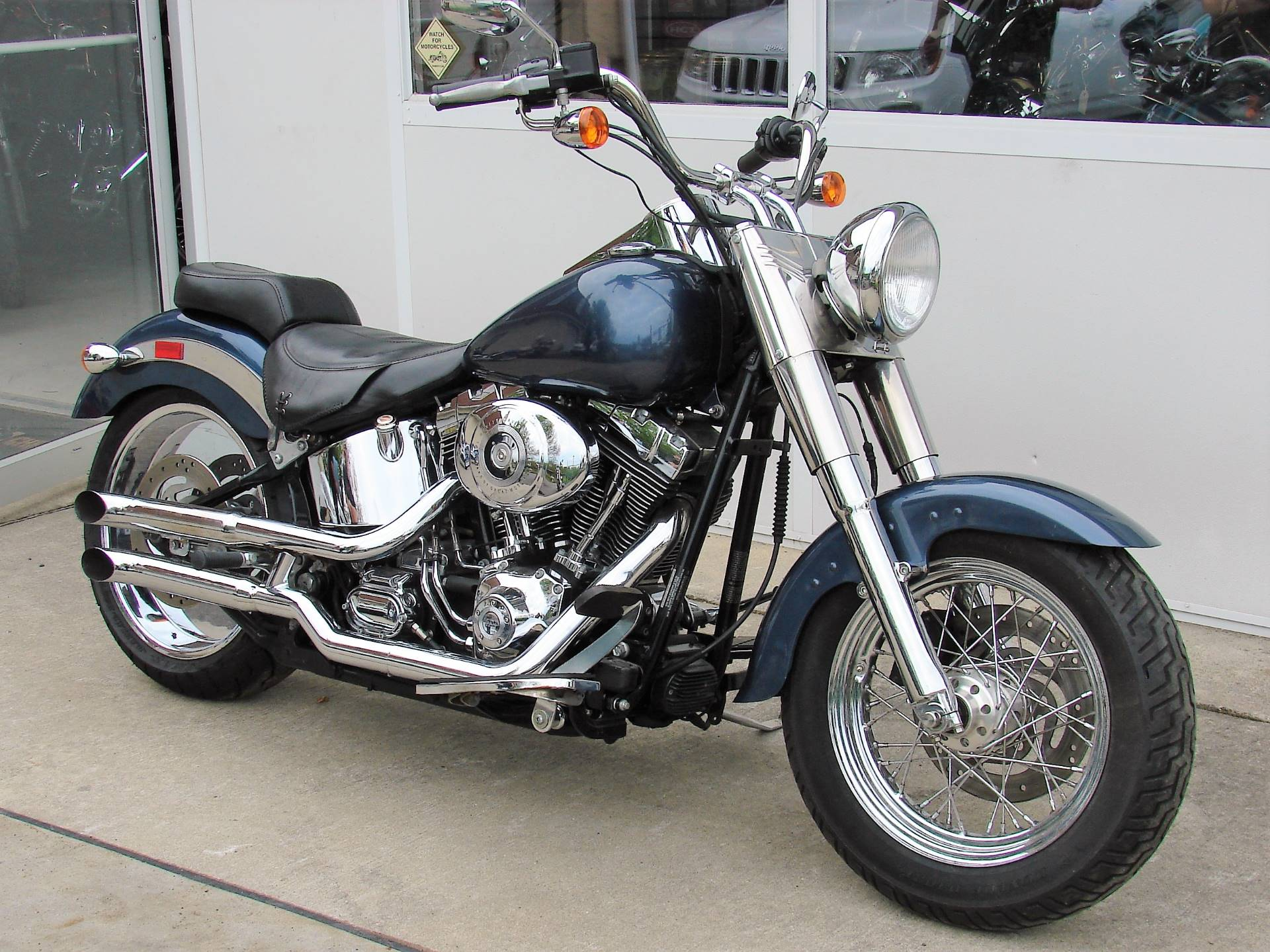 2003 Harley-Davidson Heritage Softail / Fatboy in Williamstown, New Jersey - Photo 3