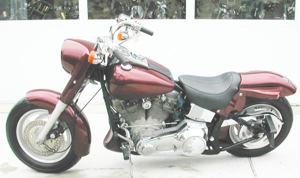 2001 Harley-Davidson STALKER in Williamstown, New Jersey - Photo 3