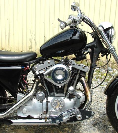 1979 Harley-Davidson 1000cc Sportster in Williamstown, New Jersey