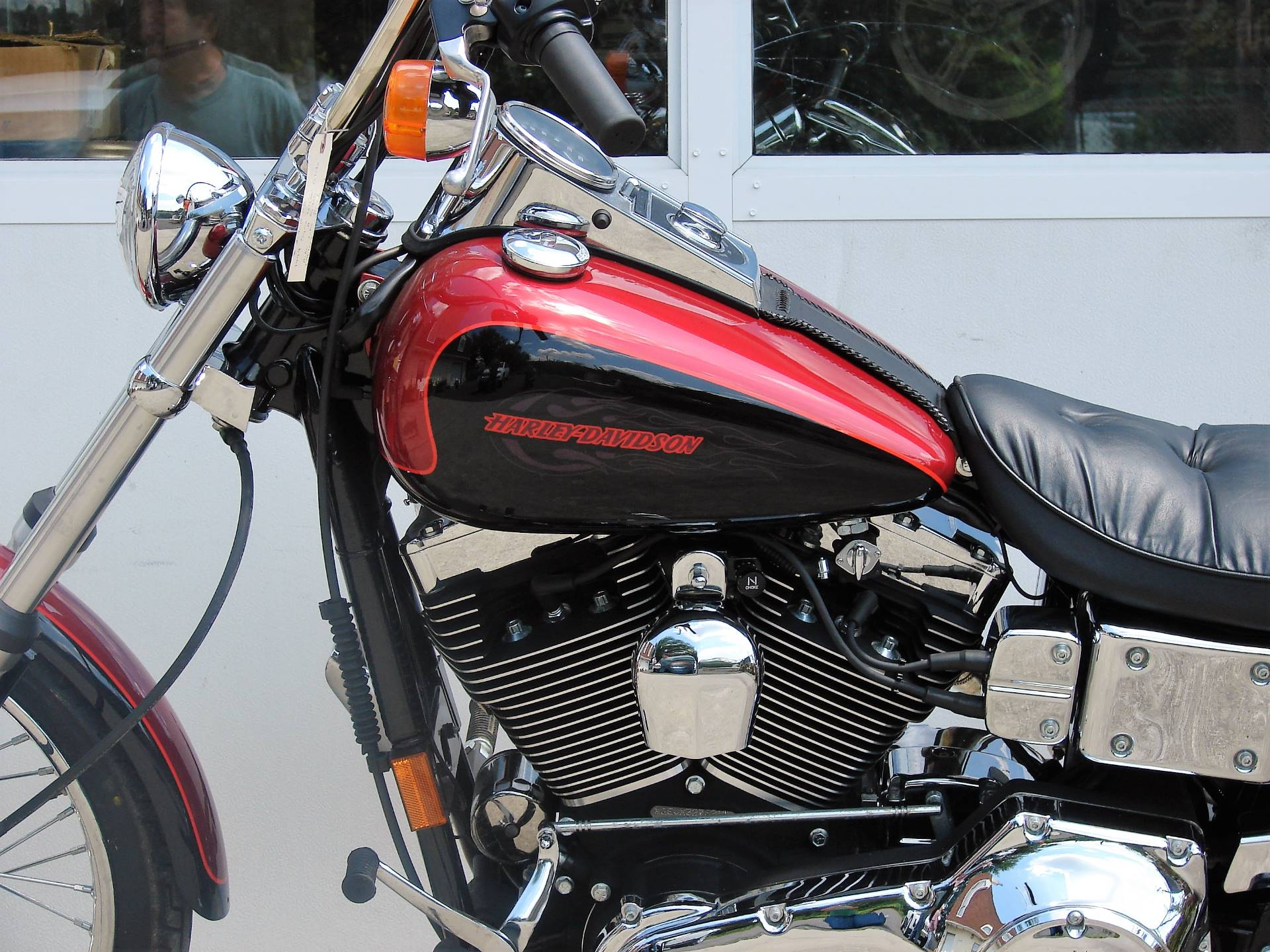 1999 Harley-Davidson FXDWG Dyna Wide Glide   (Like New!) in Williamstown, New Jersey