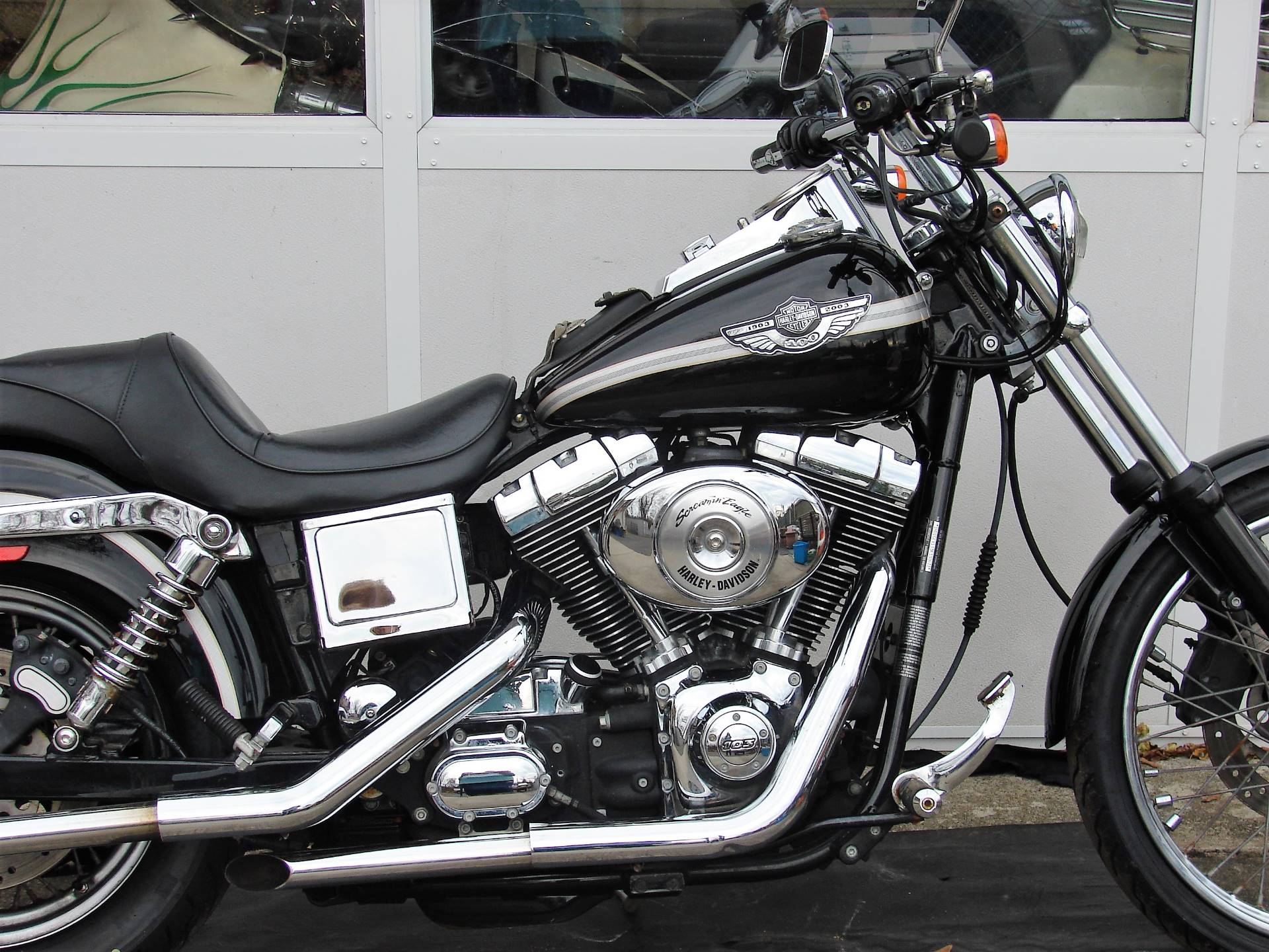 2003 Harley-Davidson Dyna Wide Glide in Williamstown, New Jersey - Photo 2