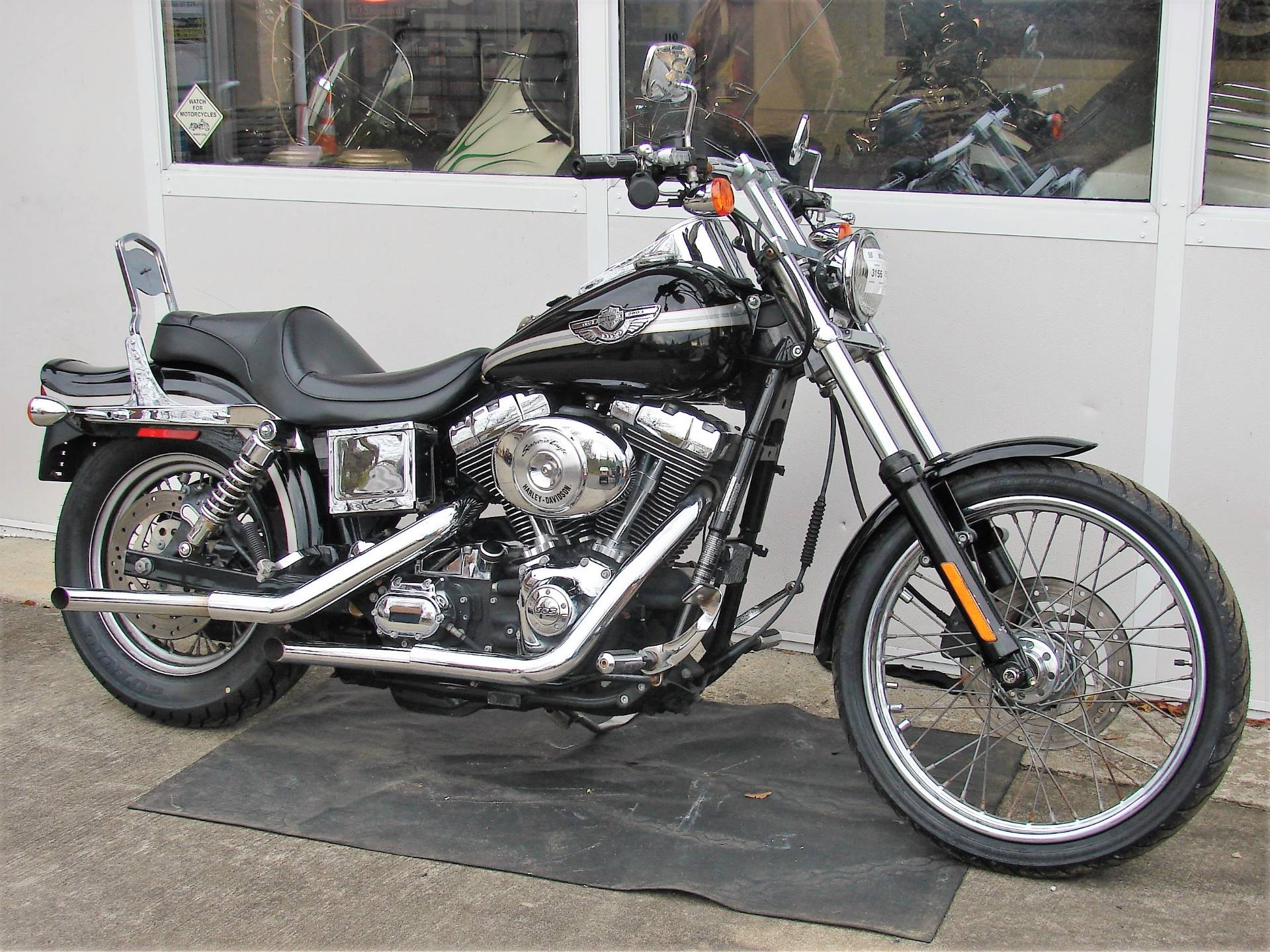 2003 Harley-Davidson Dyna Wide Glide in Williamstown, New Jersey - Photo 4