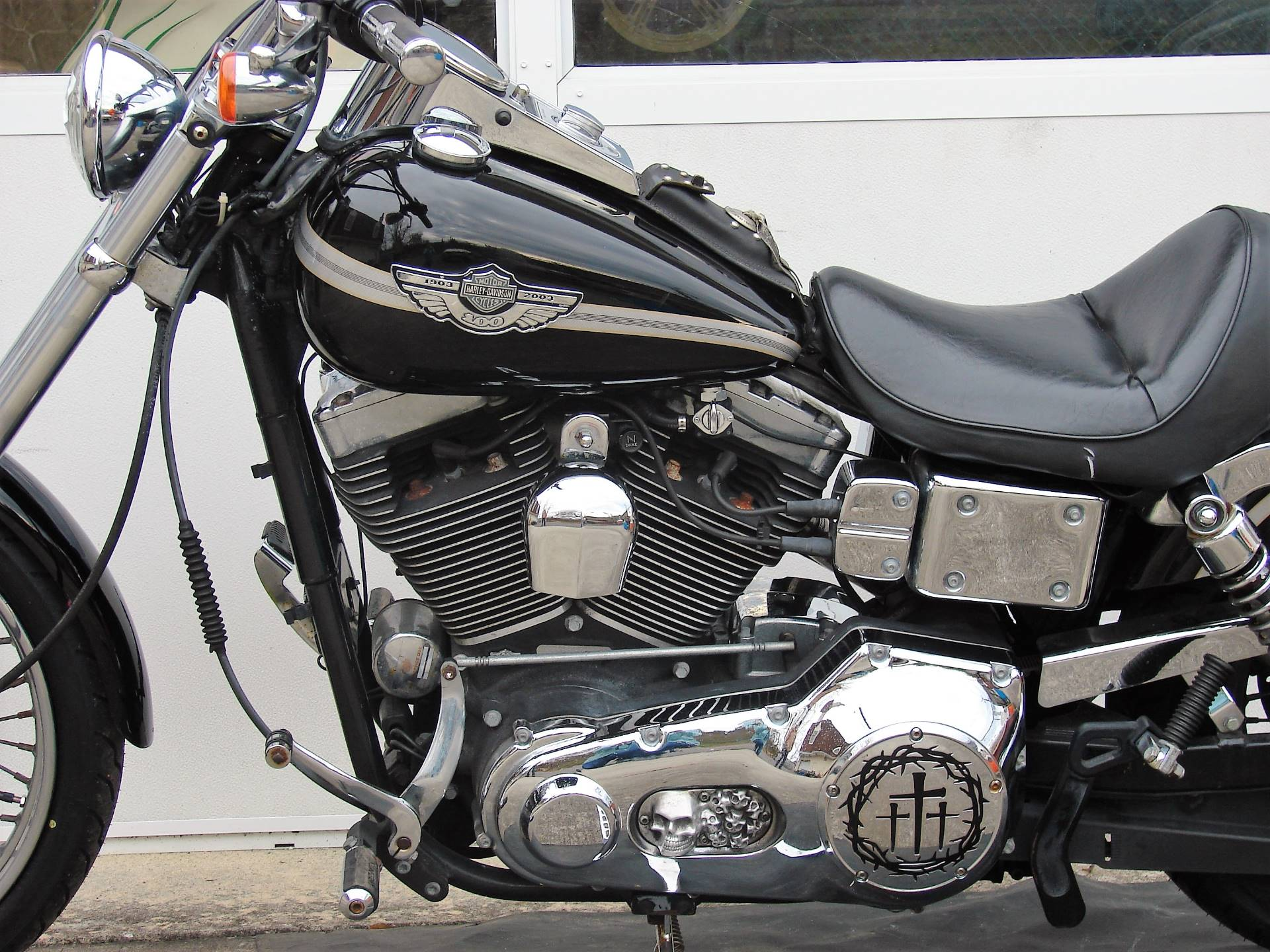 2003 Harley-Davidson Dyna Wide Glide in Williamstown, New Jersey - Photo 6