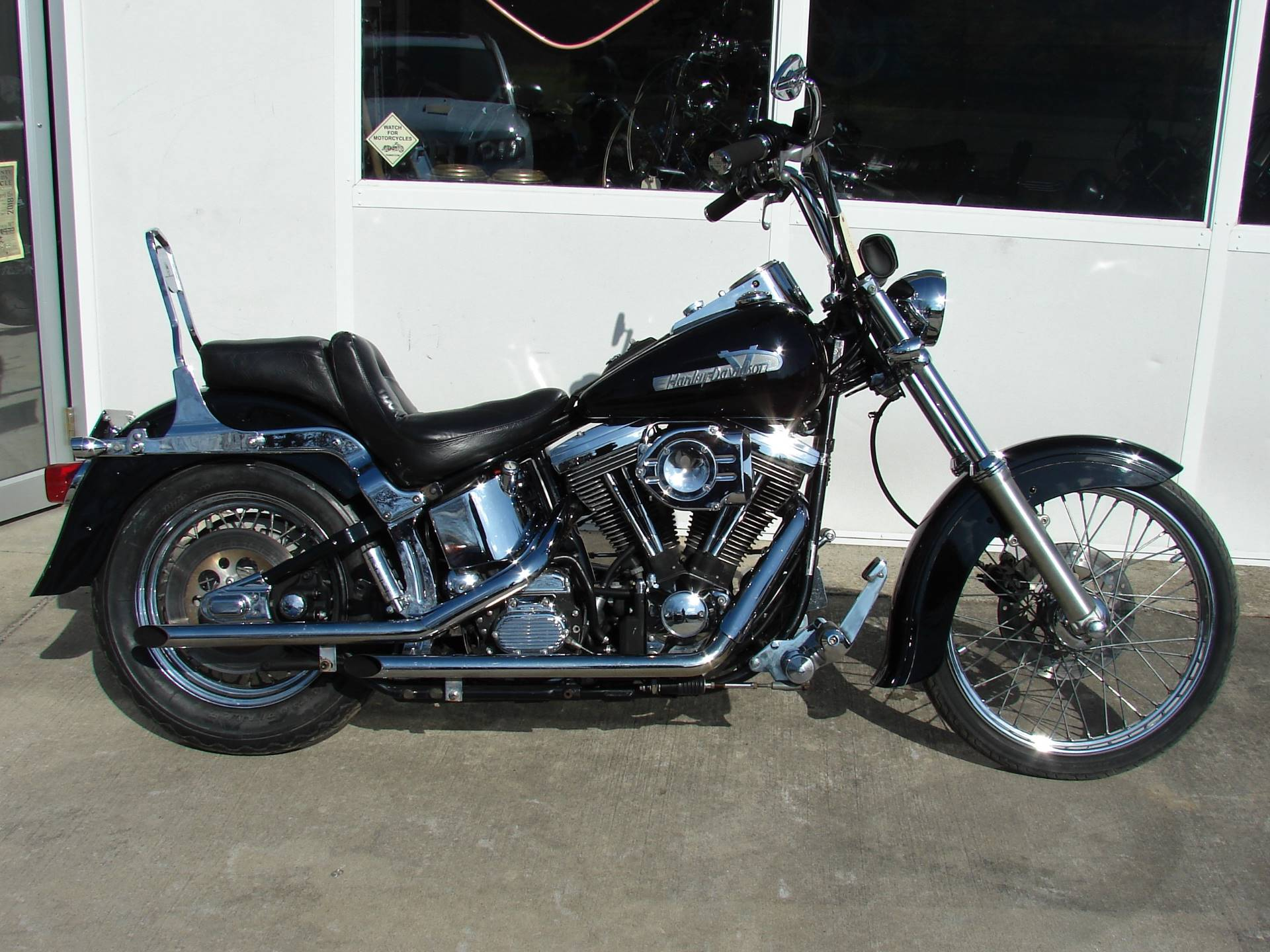 1994 Harley-Davidson Softail Custom in Williamstown, New Jersey