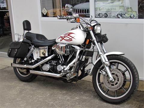 1995 Harley-Davidson Harley FXDL Dyna Low Rider  (White with Red Tribal) in Williamstown, New Jersey - Photo 5