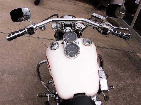 1995 Harley-Davidson Harley FXDL Dyna Low Rider  (White with Red Tribal) in Williamstown, New Jersey - Photo 7