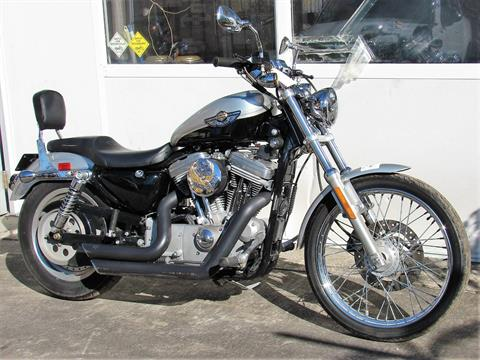 2003 Harley-Davidson XL 883 Sportster Custom in Williamstown, New Jersey - Photo 4