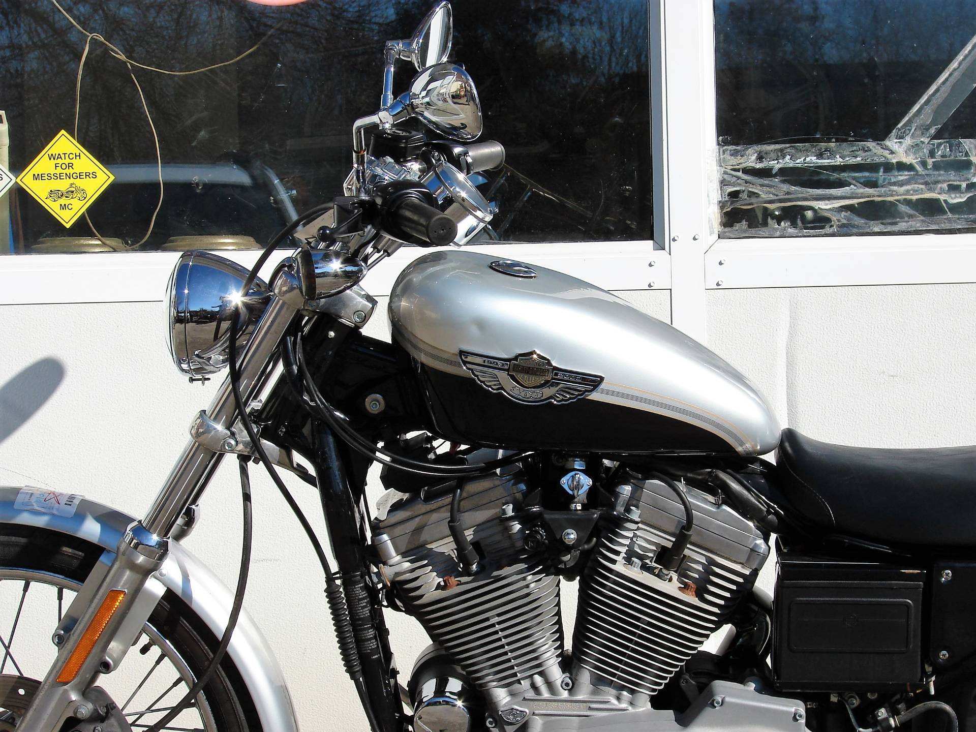 2003 Harley-Davidson XL 883 Sportster Custom in Williamstown, New Jersey - Photo 8