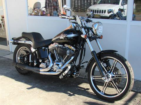 2003 Harley-Davidson FXST (Anniversary Edition) in Williamstown, New Jersey