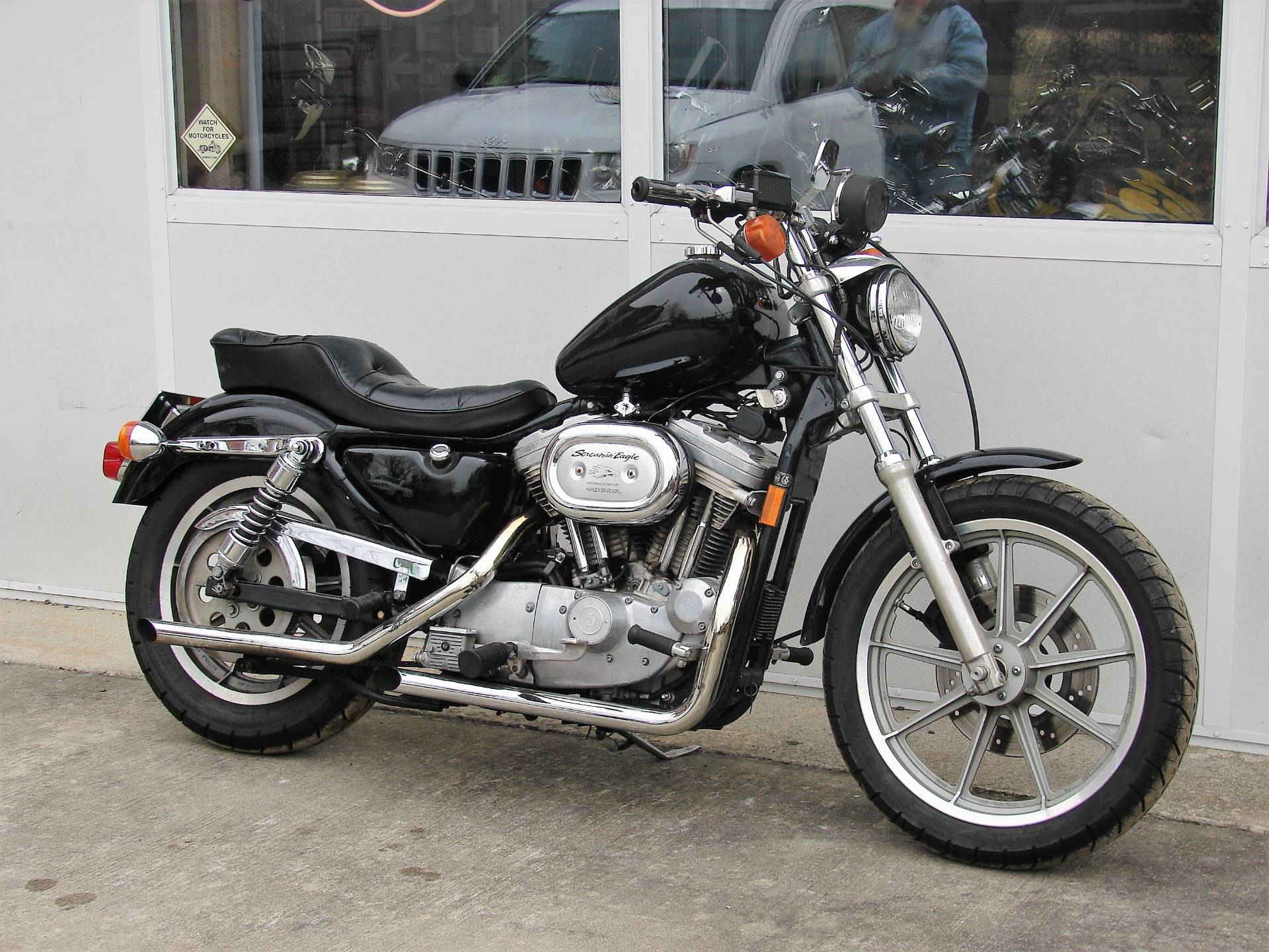 1995 Harley-Davidson Sportster 883 in Williamstown, New Jersey