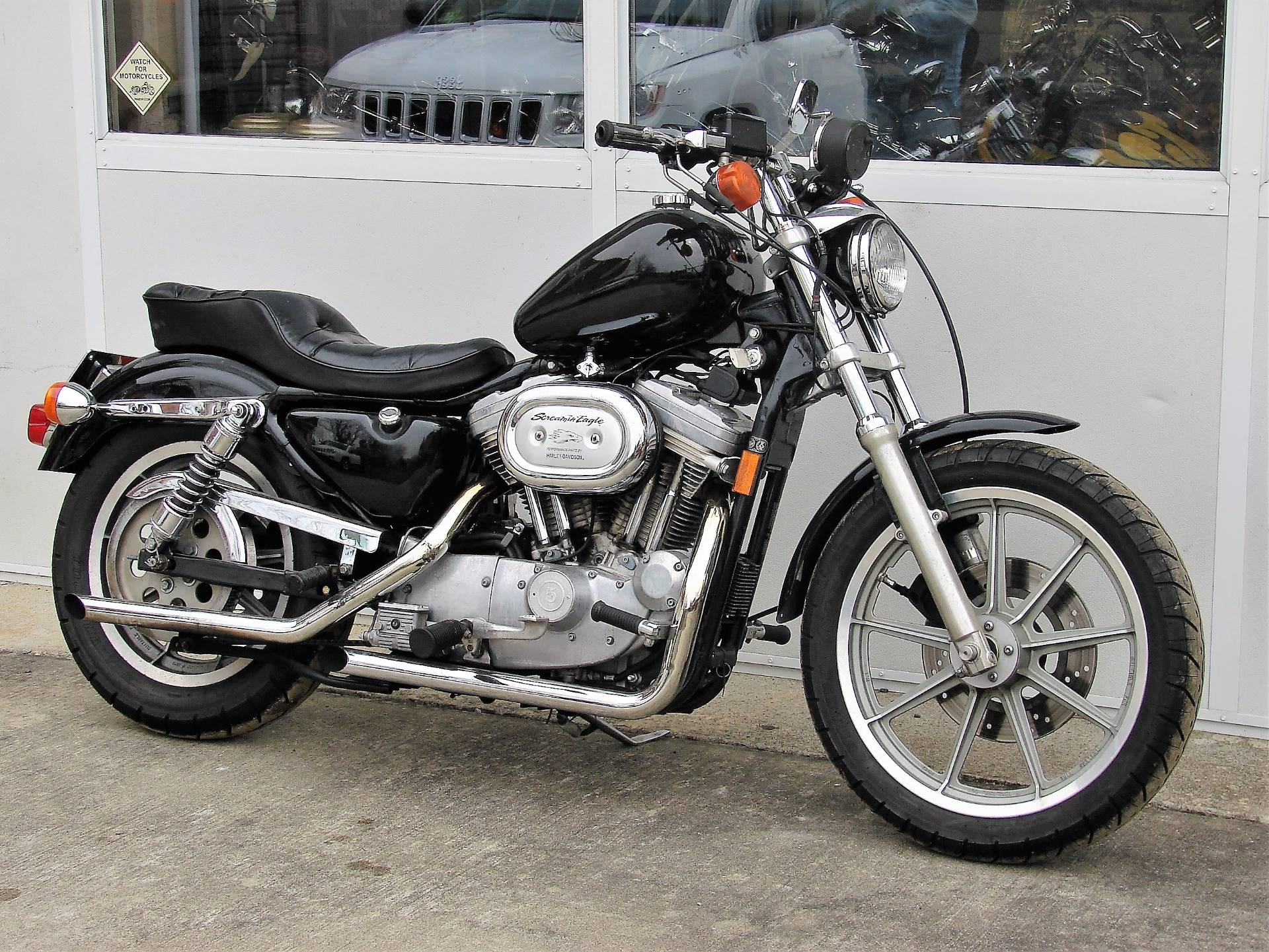 1995 Harley-Davidson Sportster 883 in Williamstown, New Jersey - Photo 4