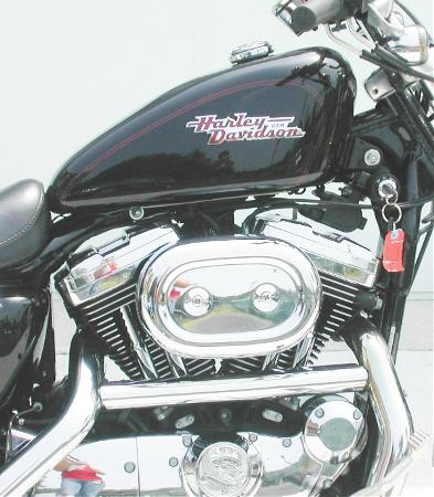 2002 Harley-Davidson 1200 SPORTSTER in Williamstown, New Jersey
