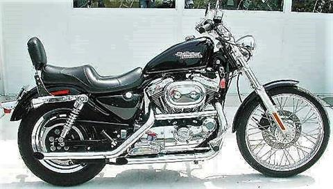 2002 Harley-Davidson 1200 SPORTSTER in Williamstown, New Jersey - Photo 1