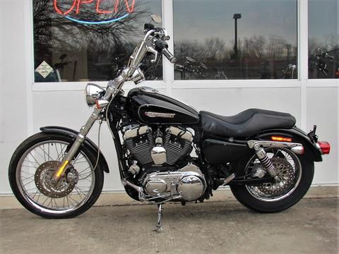 2008 Harley-Davidson 1200cc Sportster  (Black with Silver Pinstripe) in Williamstown, New Jersey - Photo 5
