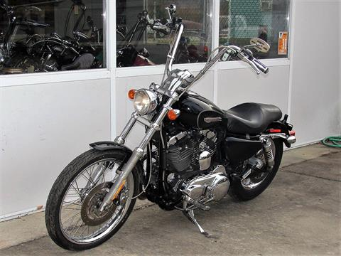 2008 Harley-Davidson 1200cc Sportster  (Black with Silver Pinstripe) in Williamstown, New Jersey - Photo 8
