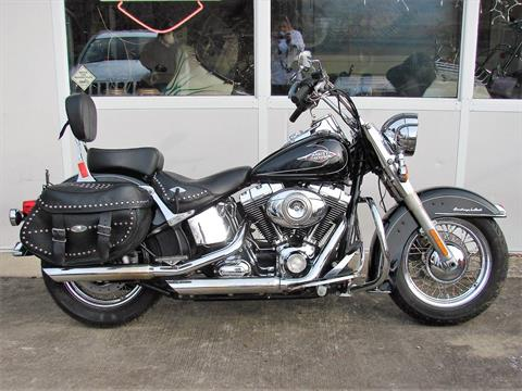 2011 Harley-Davidson FLSTC Heritage Softail in Williamstown, New Jersey
