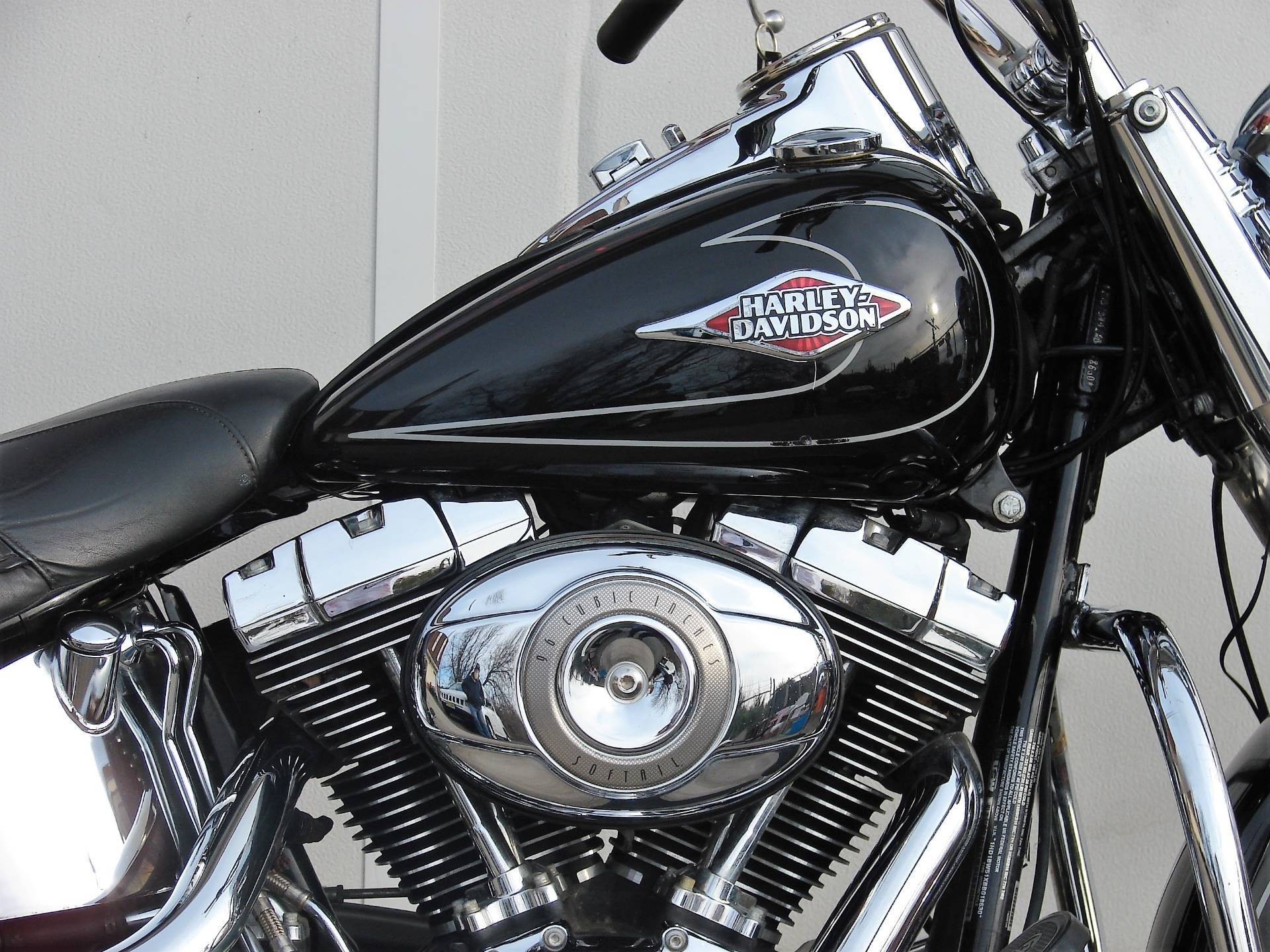 2011 Harley-Davidson FLSTC Heritage Softail in Williamstown, New Jersey - Photo 3