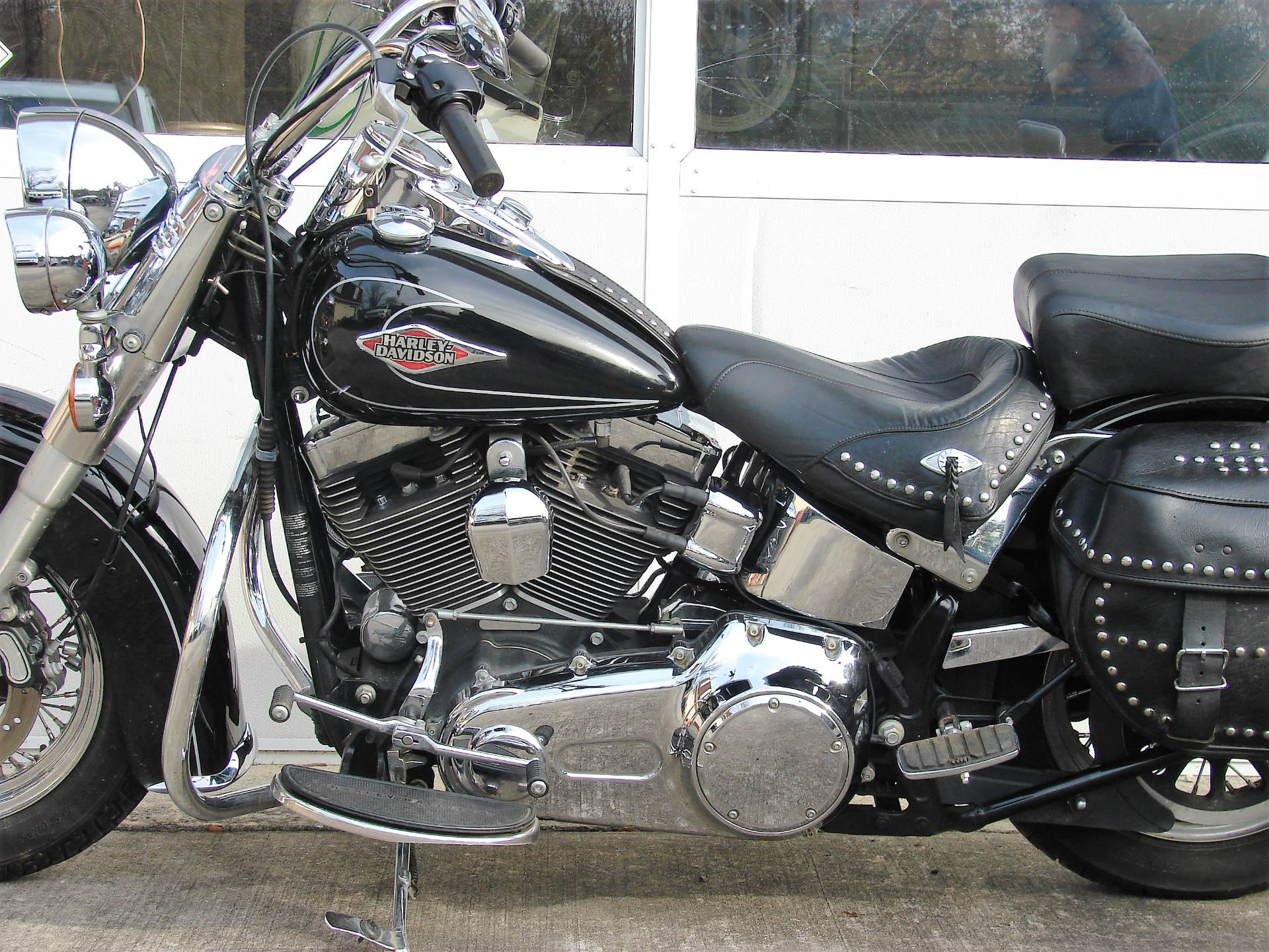 2011 Harley-Davidson FLSTC Heritage Softail in Williamstown, New Jersey - Photo 8