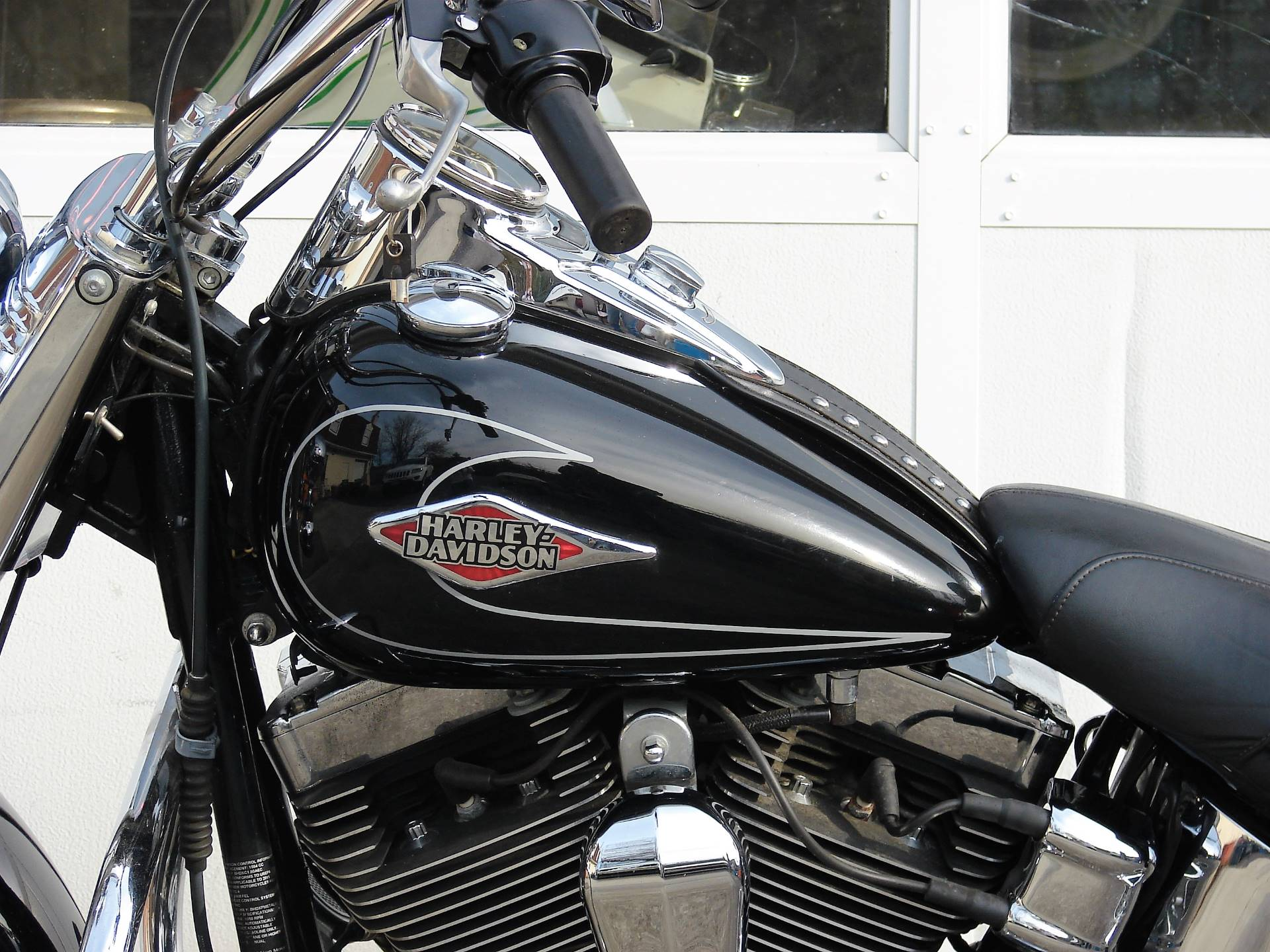 2011 Harley-Davidson FLSTC Heritage Softail in Williamstown, New Jersey - Photo 9