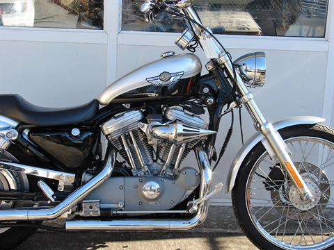 2003 Harley-Davidson XLH 883 Sportster (Anniversary Edition) (Silver & Black) in Williamstown, New Jersey - Photo 10