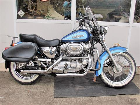 1989 Harley-Davidson XLH 883 Sportster (w/ Touring Conversion) in Williamstown, New Jersey - Photo 5