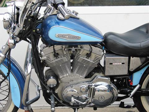 1989 Harley-Davidson XLH 883 Sportster (w/ Touring Conversion) in Williamstown, New Jersey - Photo 9