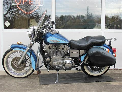 1989 Harley-Davidson XLH 883 Sportster (w/ Touring Conversion) in Williamstown, New Jersey - Photo 12