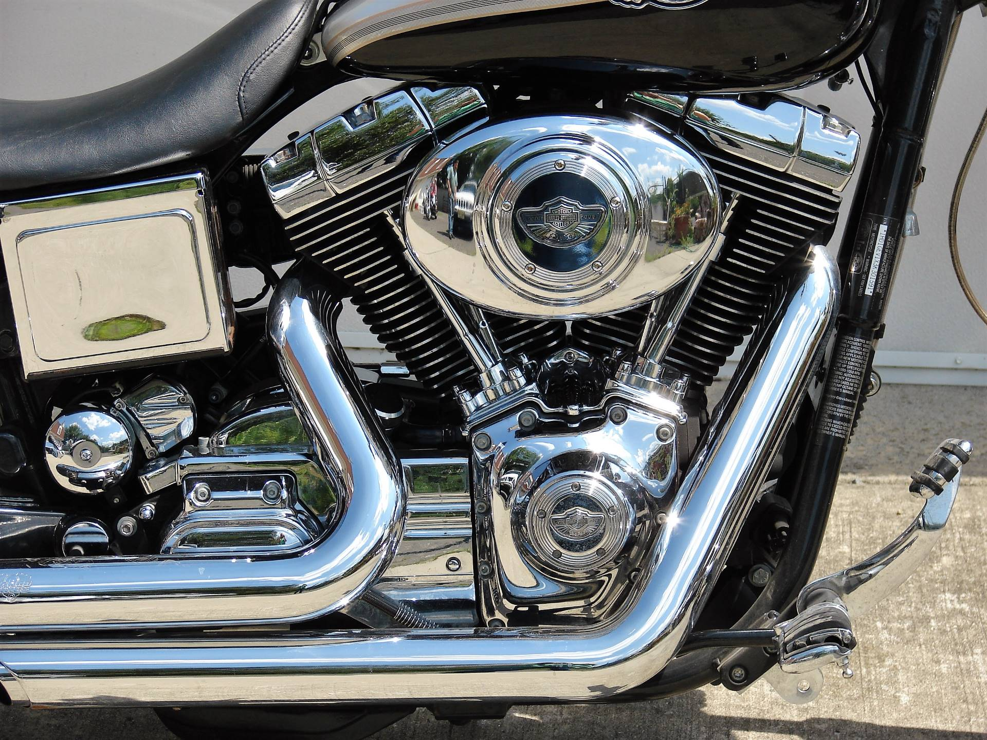 2003 Harley-Davidson Dyna Wide Glide - (Anniversary Edition) in  Williamstown, New