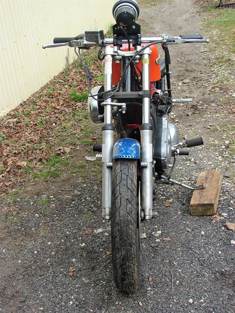1988 Harley-Davidson 1200 XL Sportster (Modified) - Racing / Drag Bike! in Williamstown, New Jersey