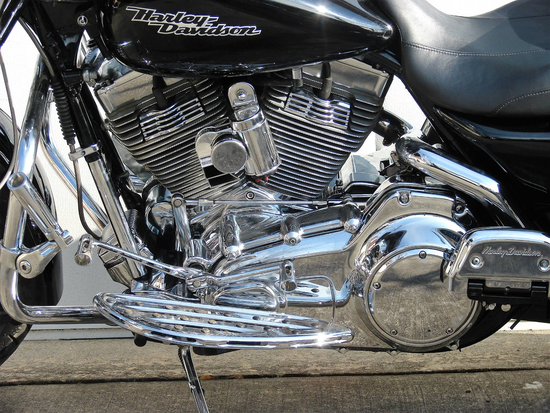 2008 Harley-Davidson FLHX Street Glide in Williamstown, New Jersey - Photo 8