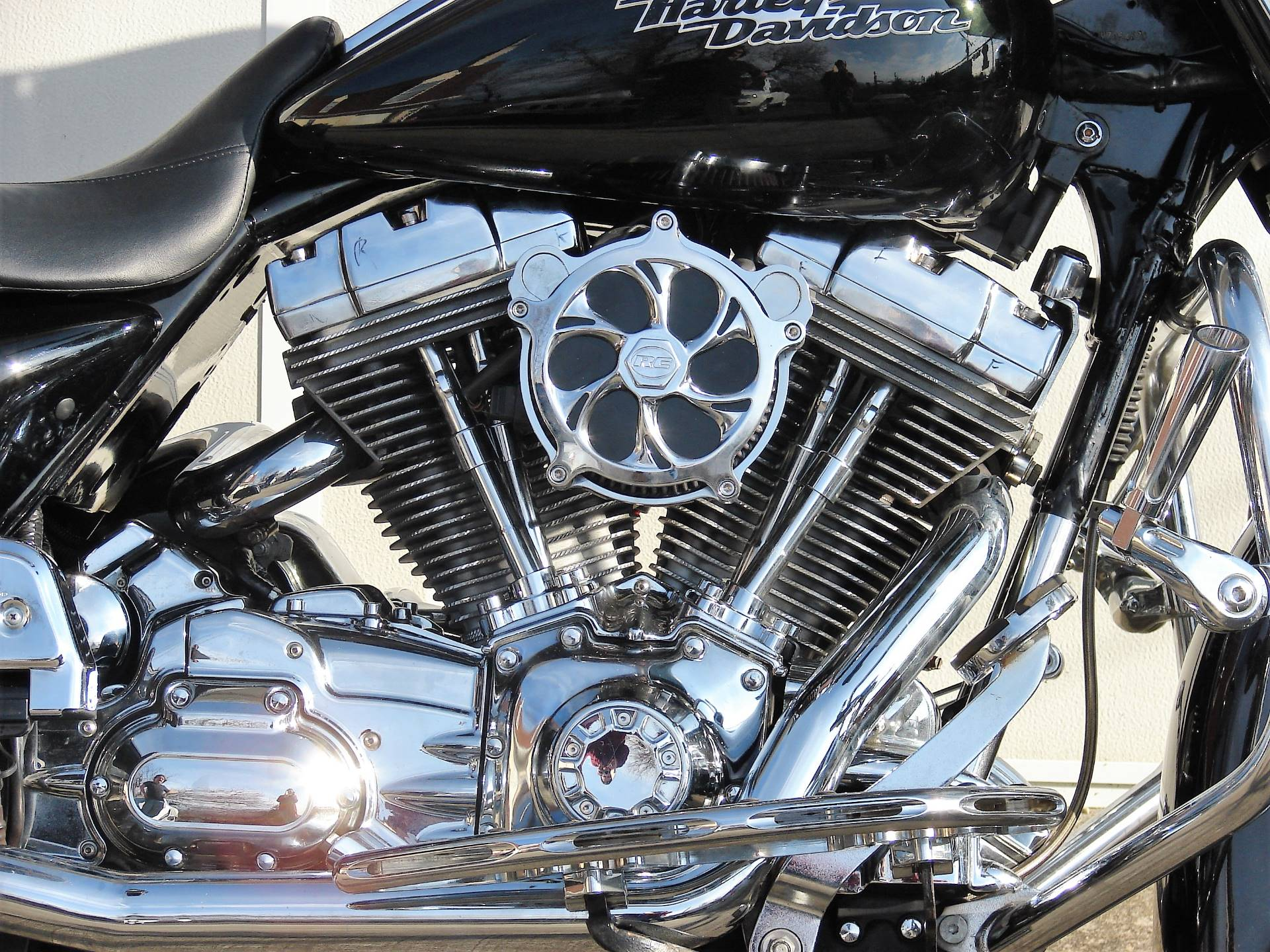 2008 Harley-Davidson FLHX Street Glide in Williamstown, New Jersey - Photo 12
