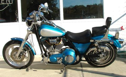 1990 Harley-Davidson FXR in Williamstown, New Jersey - Photo 4