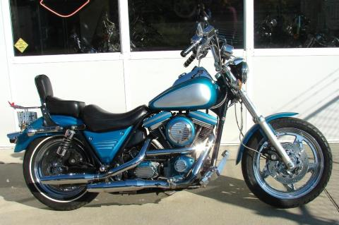 1990 Harley-Davidson FXR in Williamstown, New Jersey