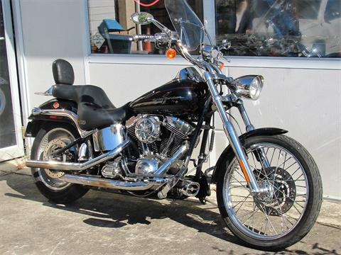 2001 Harley-Davidson FXSTD/I Softail Deuce in Williamstown, New Jersey - Photo 4