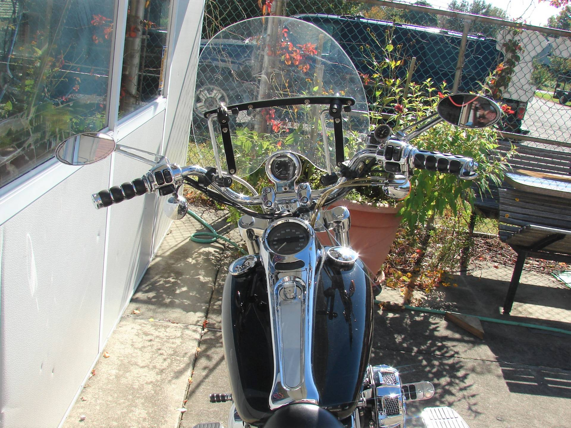 2001 Harley-Davidson FXSTD/I Softail Deuce in Williamstown, New Jersey - Photo 7
