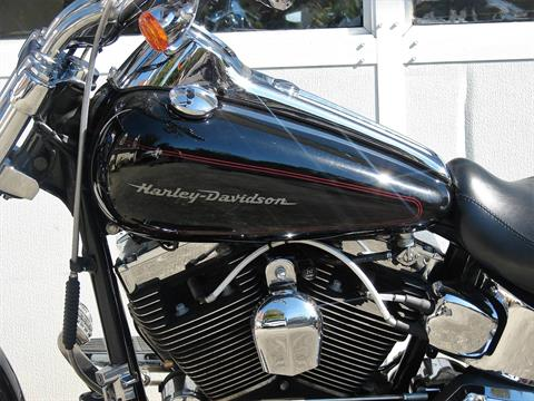 2001 Harley-Davidson FXSTD/I Softail Deuce in Williamstown, New Jersey - Photo 10
