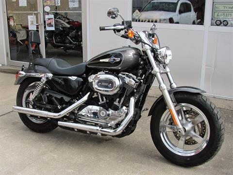2014 Harley-Davidson Sportster XL 1200 Custom in Williamstown, New Jersey