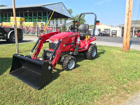 2018 Massey Ferguson GC1705 in Elizabethton, Tennessee