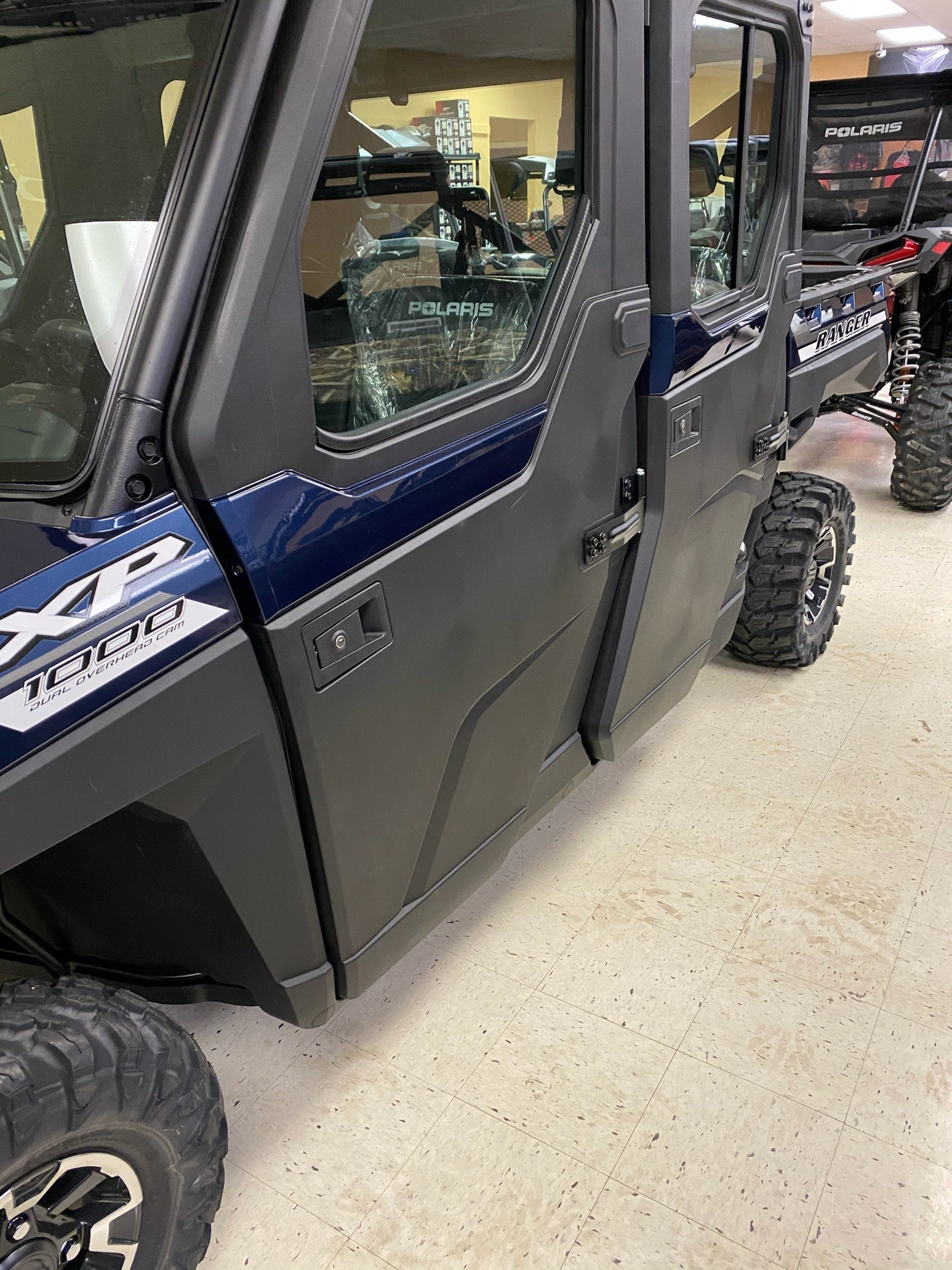 2020 Polaris RANGER CREW XP 1000 NorthStar Edition + Ride Command Package in Elizabethton, Tennessee - Photo 2