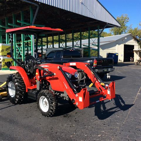 2016 Massey Ferguson MF1739 in Elizabethton, Tennessee